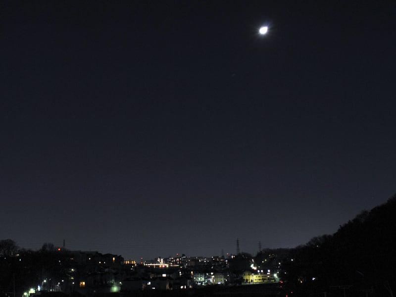 12月27日 夜景