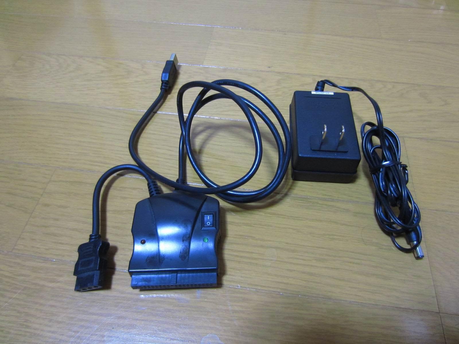USB接続のHDDからSMART情報を読み出す(外付けHDD or SATA/IDE-HDD変換 ...