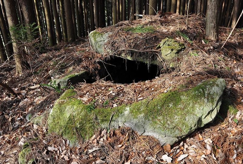 木戸口古墳石材