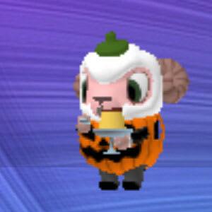 かぼちゃプリンでは無い模様