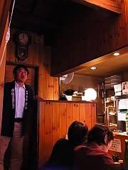 鶴乃江酒造の向井洋年さん