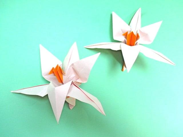 すべての折り紙 コウモリ 折り紙 折り方 : ... 折り方動画 - 創作折り紙の折り