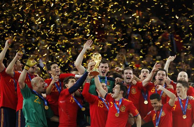 スペイン優勝おめでとう! Cafe Anfield