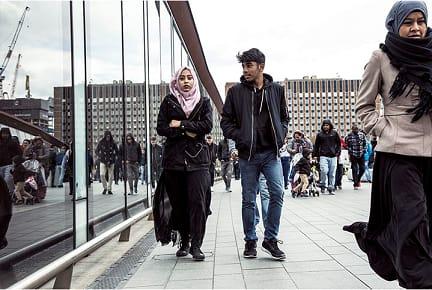 イスラム恐怖症(イスラモフォビア)に関する話題 ドレスデン、ロンドン、ニューヨークそしてパリ - 孤帆の遠影碧空に尽き