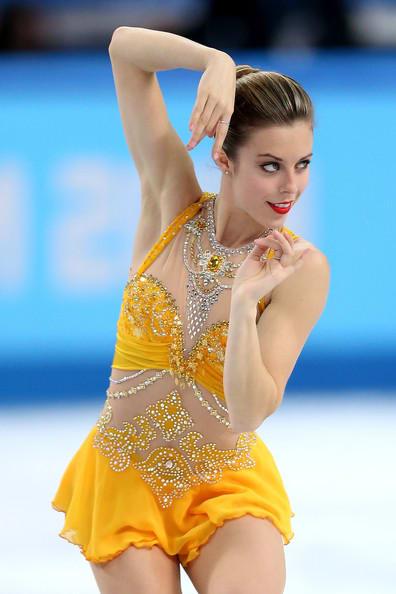 ソチオリンピックの美女たち(16)...
