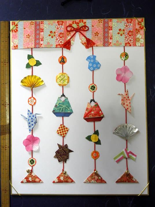 ハート 折り紙 つるし雛 折り紙 : blog.goo.ne.jp