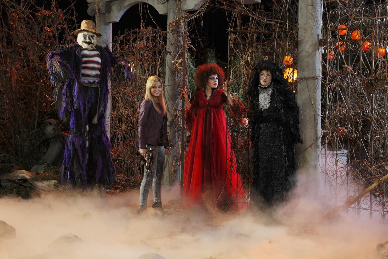 Olivia Holt - Girl vs. Monster Promoshoot & Stills - ☆Favorite ...