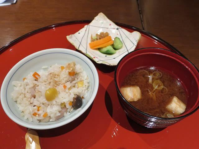 彩り御膳(食事)