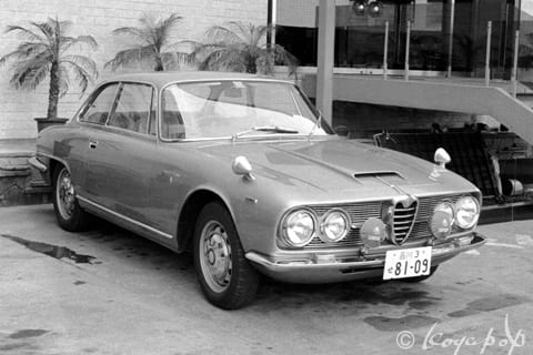 Alfa Romeo 2600 Sprint 1962- アルファ ...