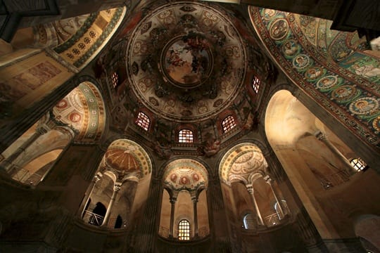 サン・ヴィターレ聖堂の画像 p1_33