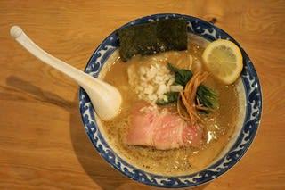 17497,498 麺屋白鷺、自然派ラーメン神楽@金沢 10月18日 鶯では見られなかった白鷺の新たな取り組みとは!季節限定の牡蠣白湯、神楽の塩