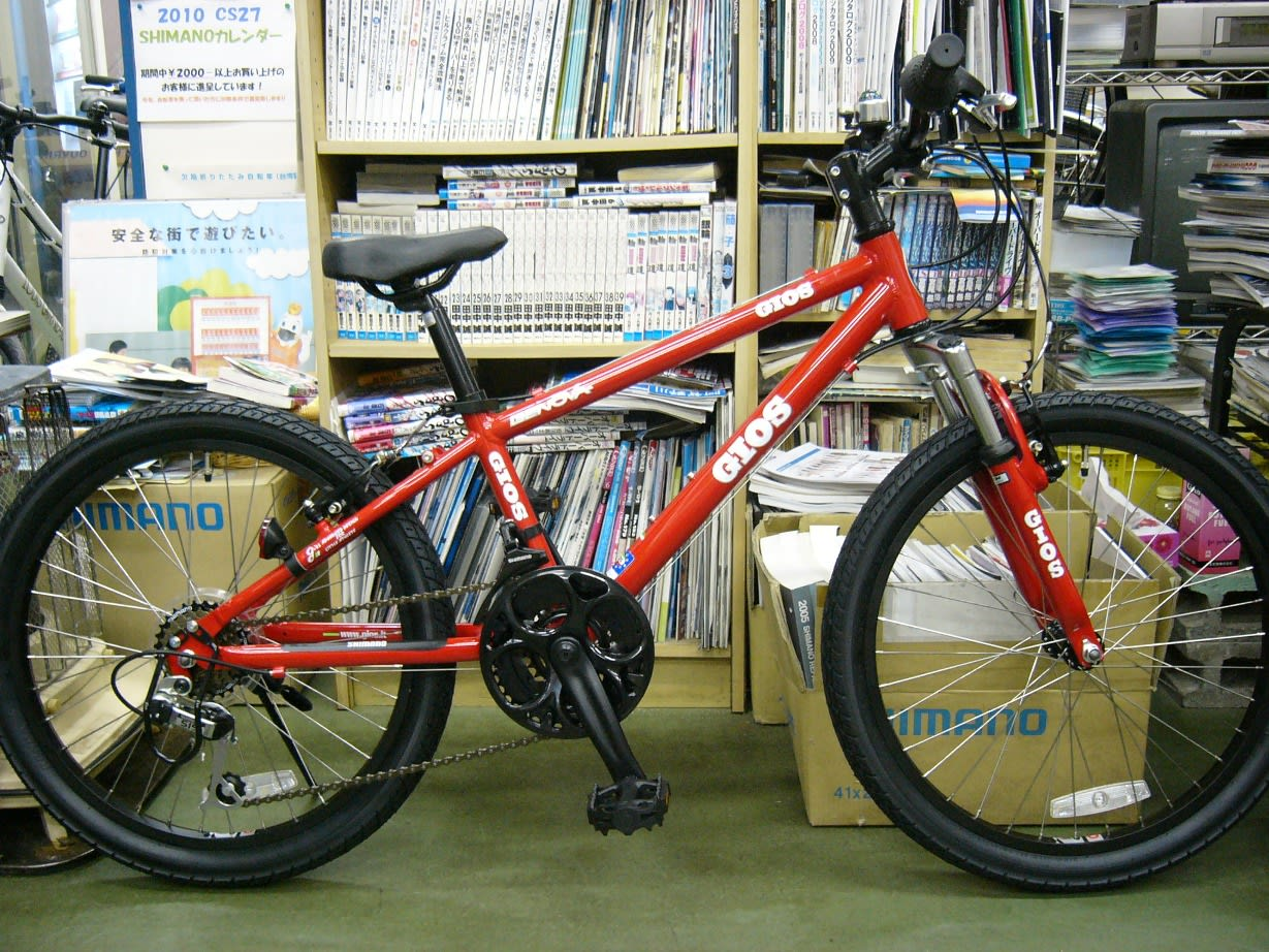 自転車の ジオス 自転車 ジュニア : ジオス:ジュニアマウンテン ...