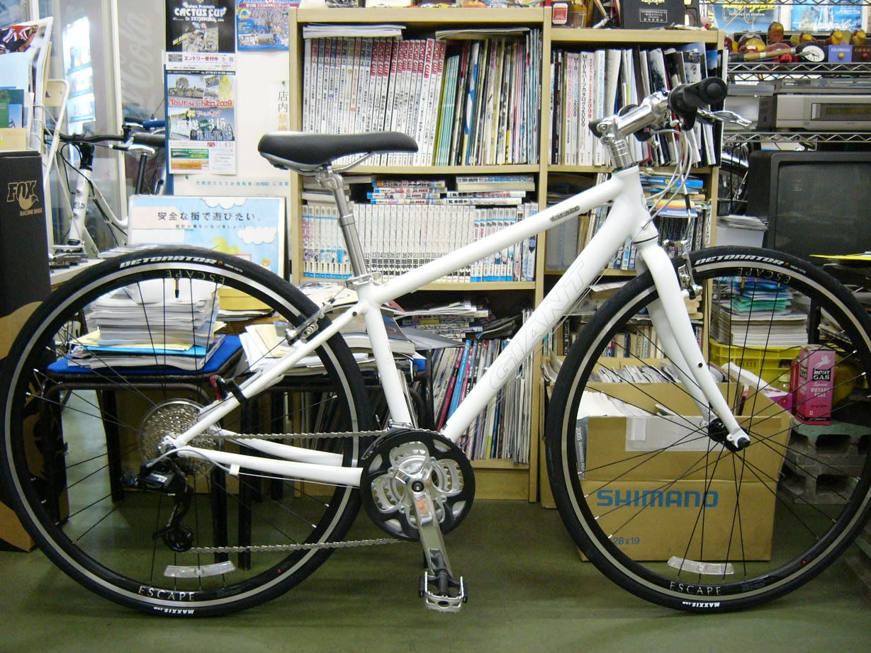 自転車の escape r3 自転車 : Giant Escape R3