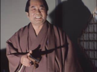 稲葉義男さん、彼もまた七人の侍の一人。 必殺では仏面した悪役が多い^^;↑おり