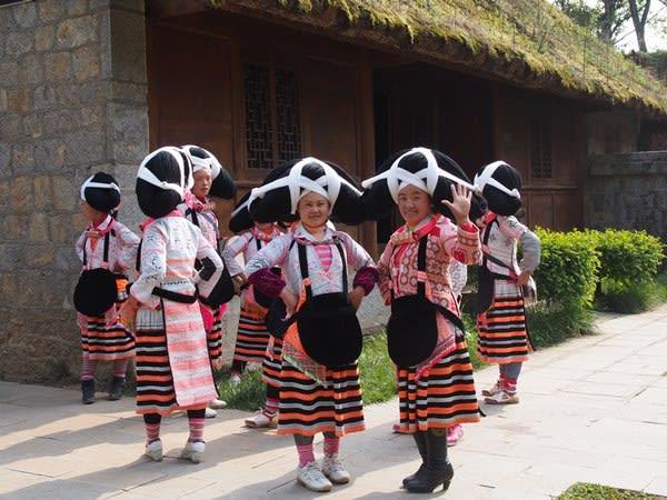中国・貴州省の少数民族を訪ねる...