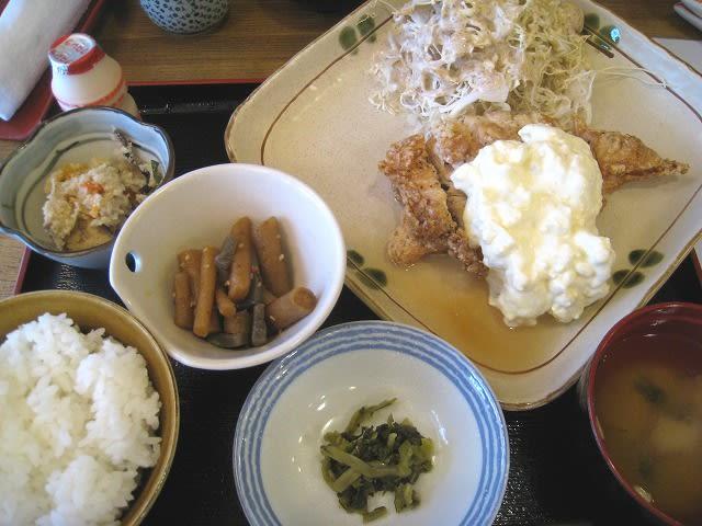 宮崎チキン南蛮定食