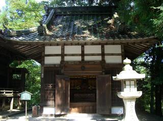 石山寺の観音堂