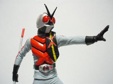 仮面ライダーXの画像 p1_6
