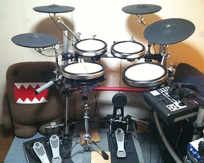 ヤマハの新しい『DTX drums』を導入しました。 と言っても、パッド...  ドラマー涼の激