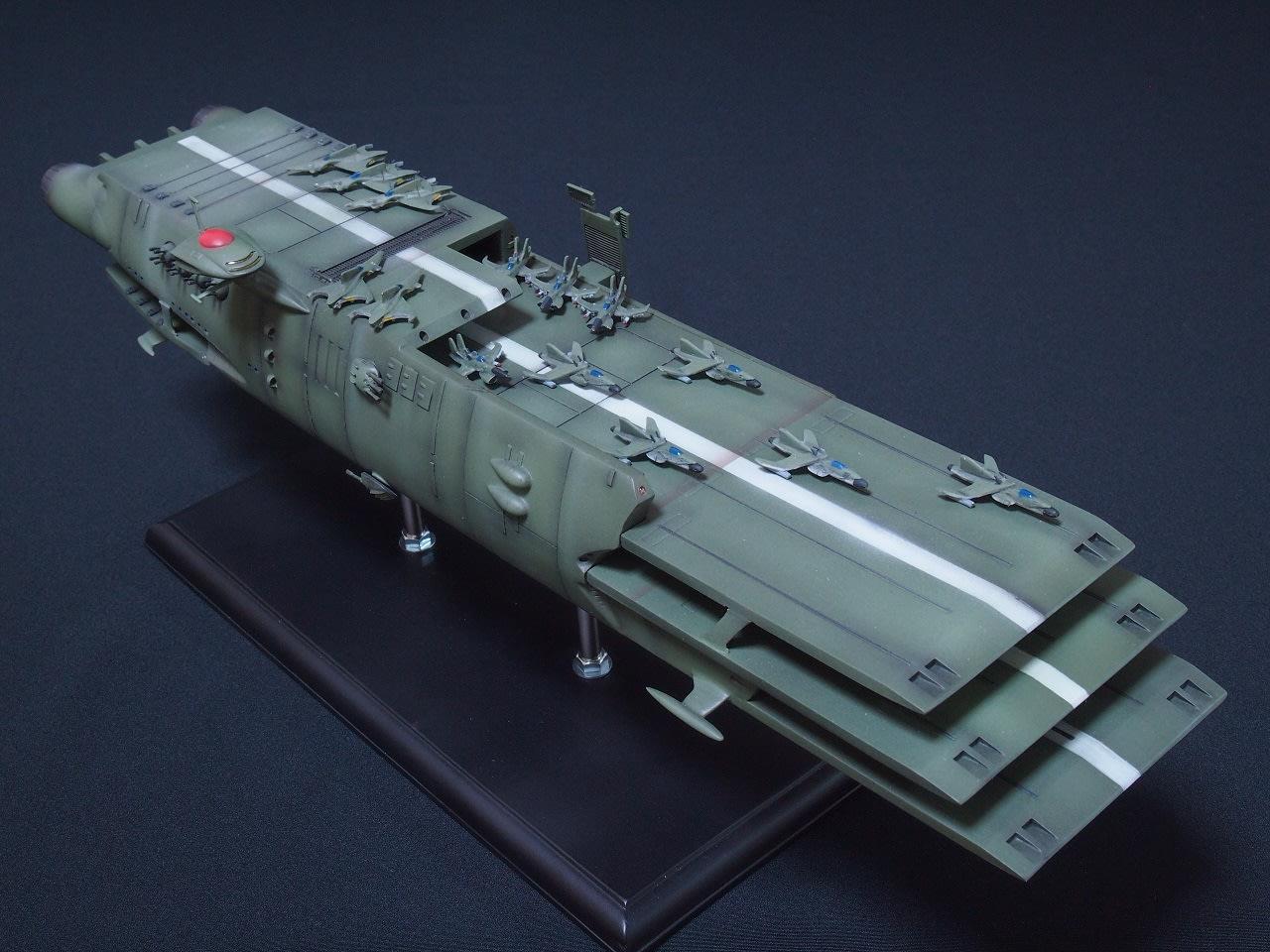 そうした事態に対応する為、新規に開発・建造されたのがゼリウド級をタイプ... 大ガミラス帝国宇宙