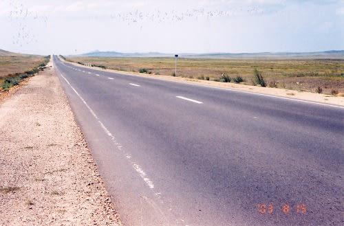 シベリア横断道路 - Trans-Siberian Highway