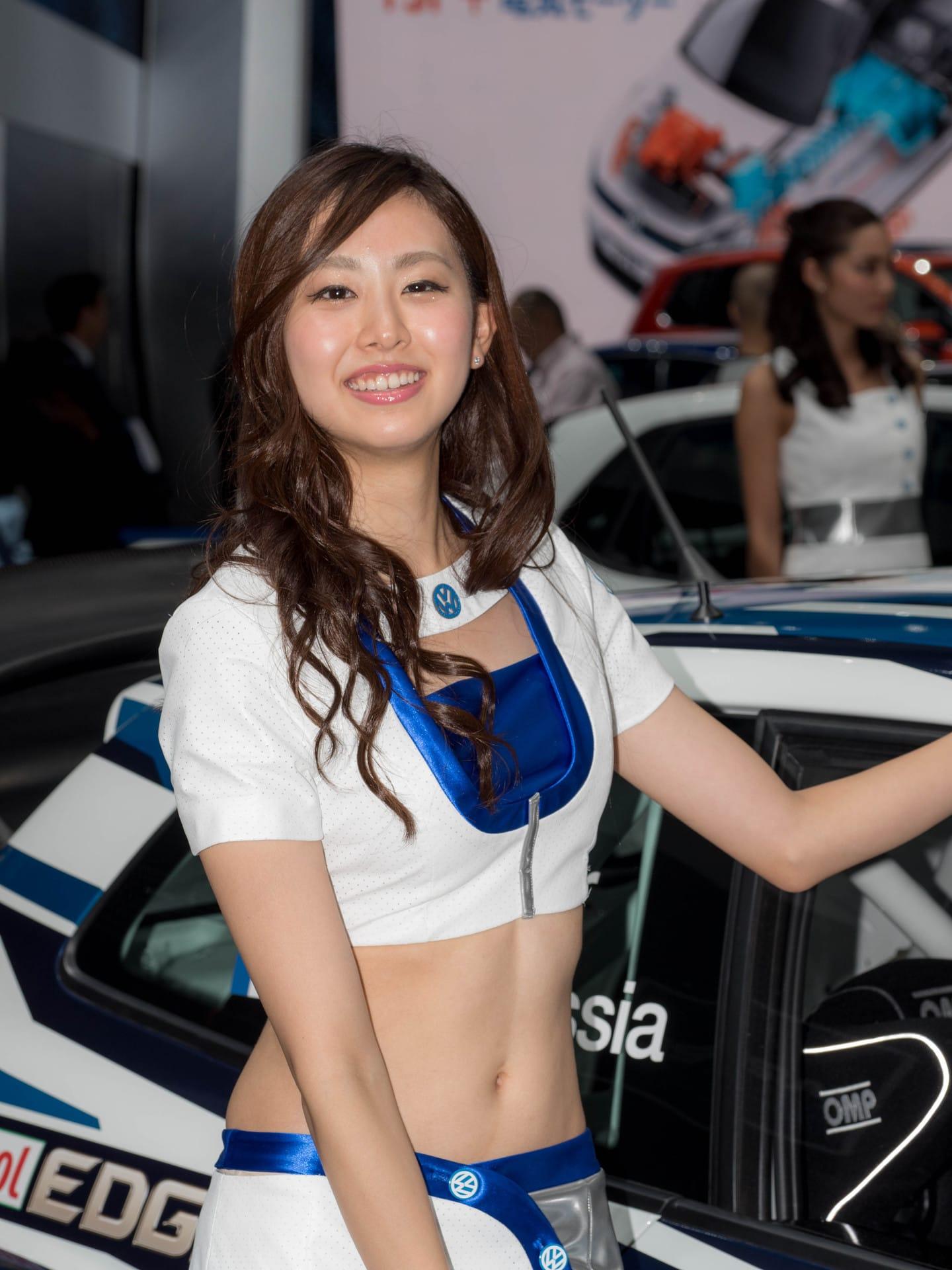 Tokyo Motor Show 2015 古城優奈さん Vol 2 (無断掲載、無断2次利用禁止です