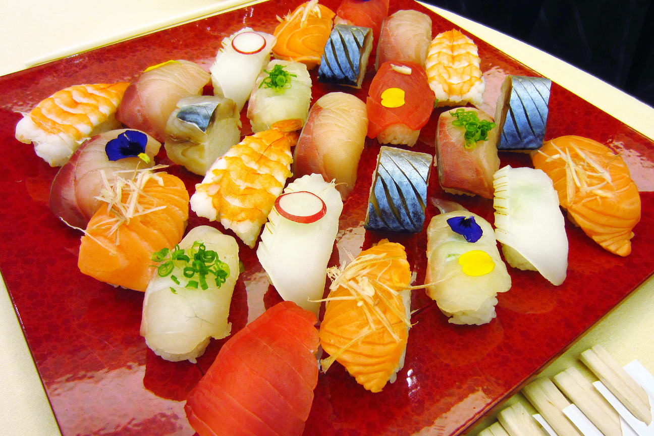 Make Your Own Sushi Contest