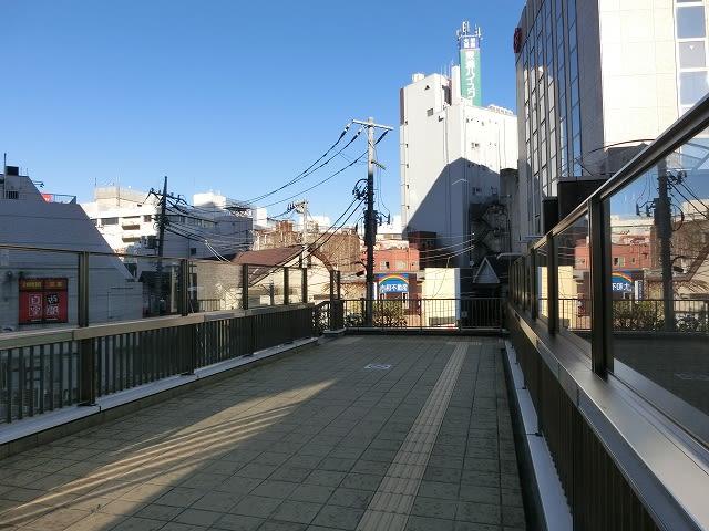 浦和駅から田島大牧線の旧中山道...