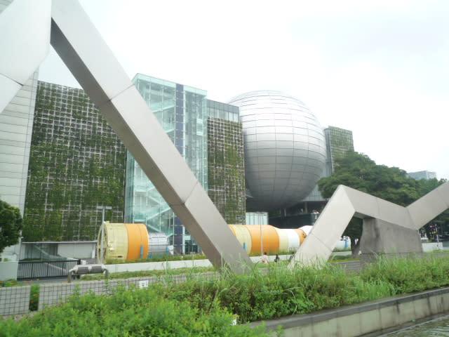 名古屋市科学館に行ってきました〜(^^)
