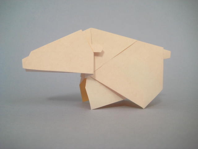 ... み - 創作折り紙の折り方
