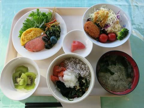 「天然温泉ホテルパコ釧路 朝食」の画像検索結果