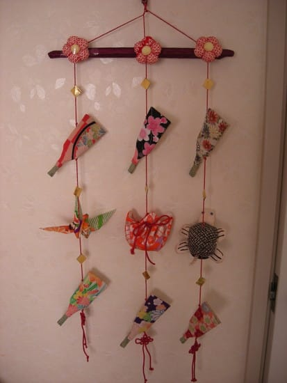 ハート 折り紙 つるし雛作り方折り紙 : blog.goo.ne.jp
