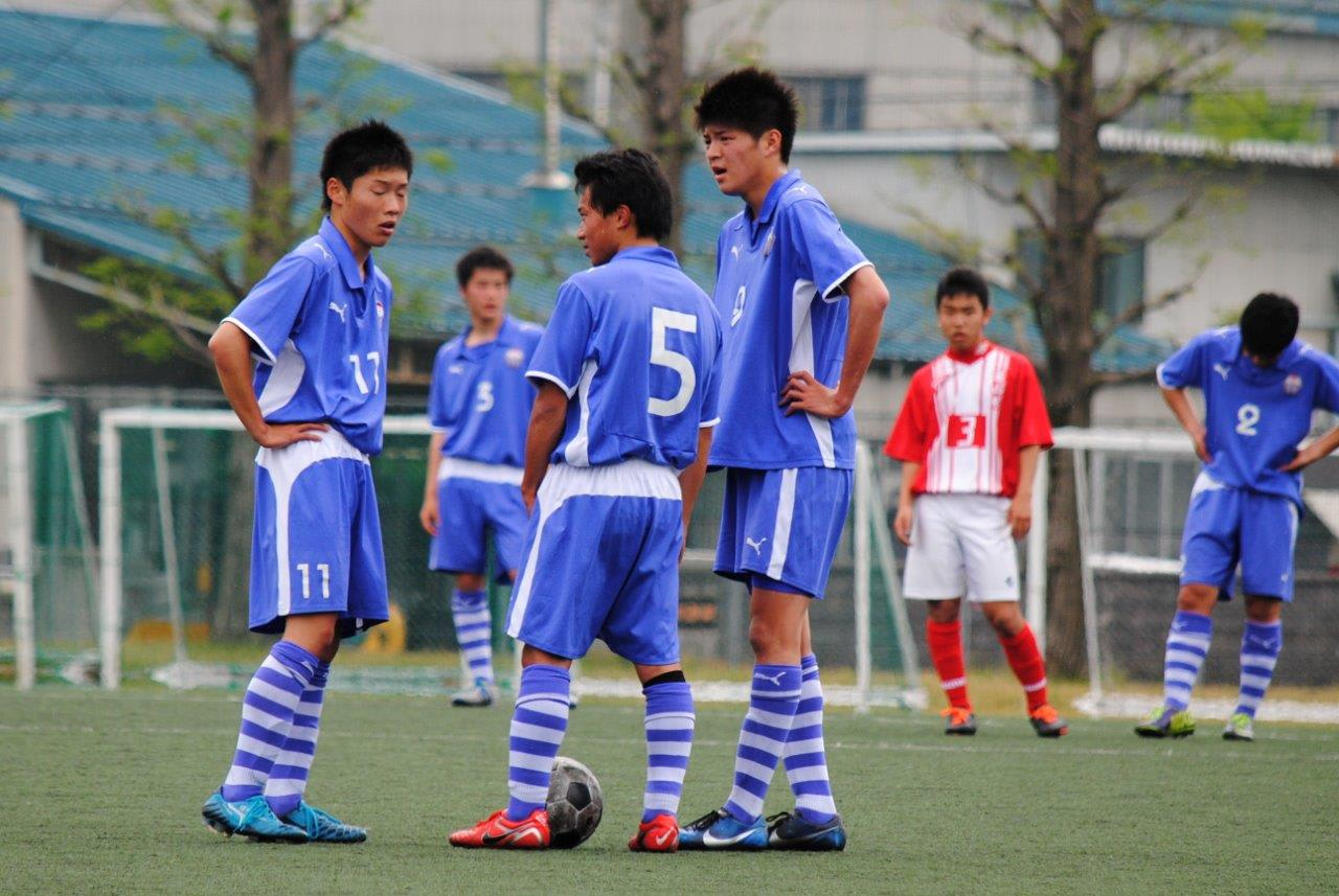 T1リーグ 第5節 - 富山第一高校サッカー部 TOMIICHI FC 2014