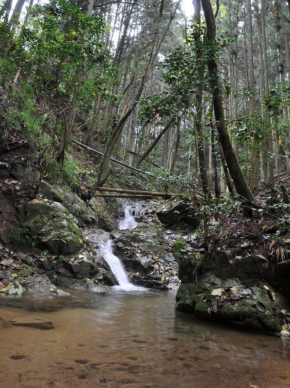 鼓ヶ滝全景