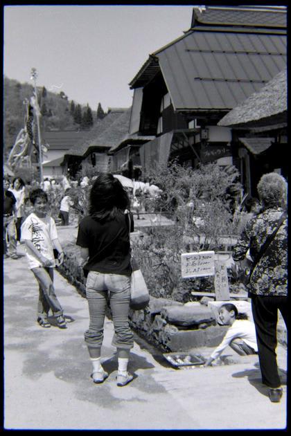 日本奥地紀行『私は大内村の農家に泊った。この家は蚕部屋と郵便局、運送所と... イザベラ・バード