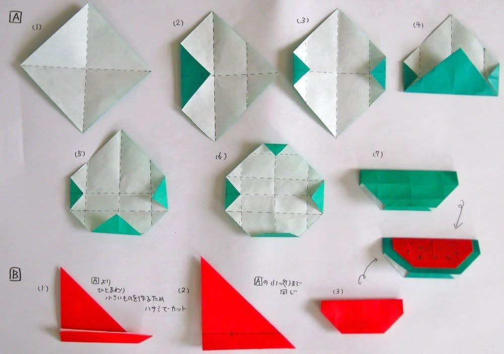 すべての折り紙 折り紙 本 簡単 : クリックすると拡大されます ...