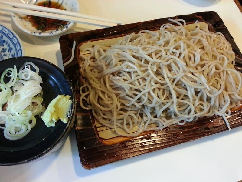 甲州屋蕎麦店