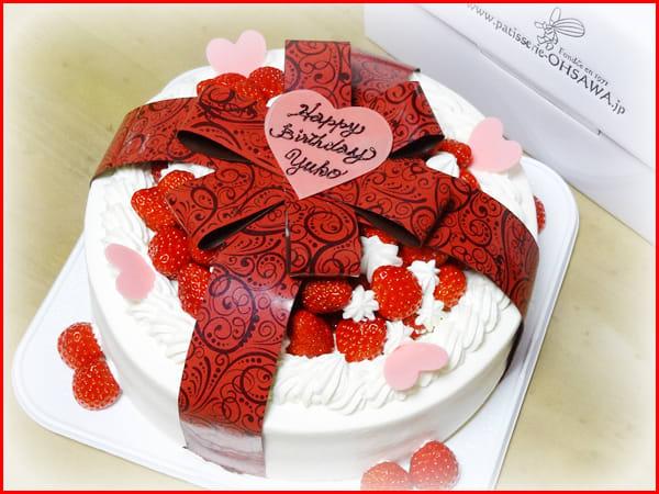 パテスリーオオサワ・ケーキ