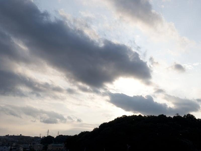 09月27日 夕陽