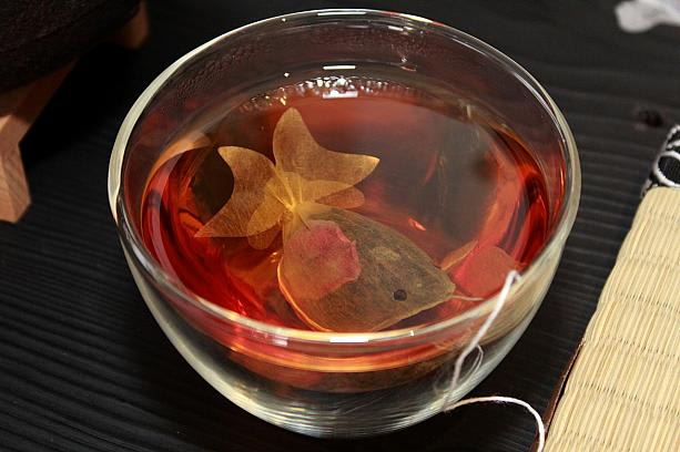 These Goldfish Tea Bags Are The Friends You Never Knew You Needed