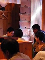 夏川先生と向井さんの語らい