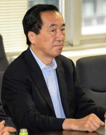 常任幹事会で提案された菅直人元首相への議員辞職勧告と除籍(除名)につい... Umi kakas