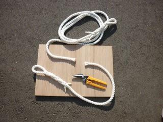 自転車の 自転車 ロープ 結び方 : ロープの さつま - Kinoの自転車 ...