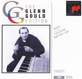 CD 今日の一枚 グレン・グールドピアノ演奏全集 「バッハ 七つのトッカータ」 - ブログ 「ごまめの歯軋り」