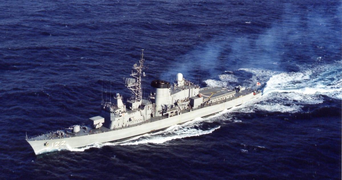 はつゆき型護衛艦 (はつゆきがたごえいかん) JMSDF DD HA... はつゆき型護衛艦