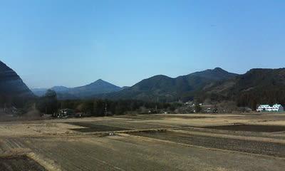 東武日光線板荷駅~下小代駅間(栃木県鹿沼市)