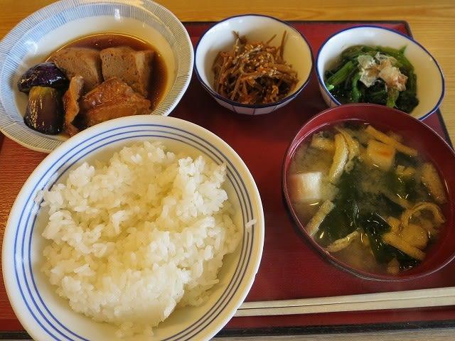 赤魚と野菜の炊合せ