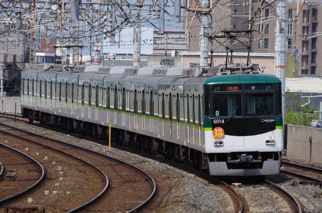 京阪6000系第14編成(6014F)