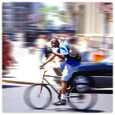 いい自転車の選び方、正しい道路の走り方