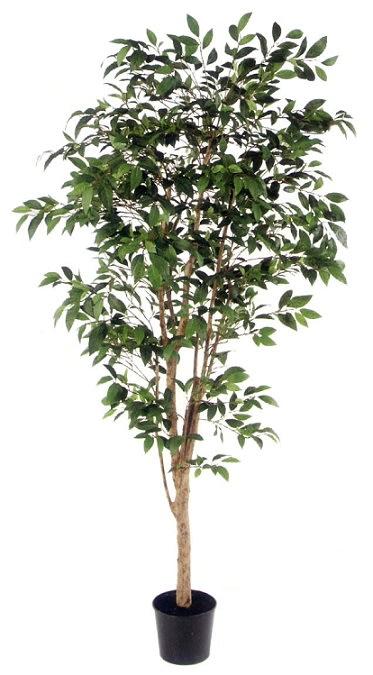 フィカス ベンジャミン フェイクグリーン 人工観葉植物 造花